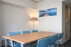 NICE to MEETING 目黒 : 個室貸し会議室の会場写真