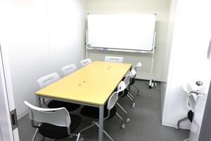 大手町スペースパートナー : 小会議室の会場写真