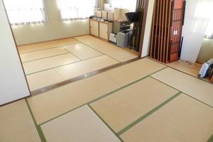 豊中レンタルスペース「Umidass」 : 和室スペース(20畳)の会場写真