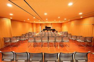 六本木Kコンサートサロン  : サロンスペースの会場写真