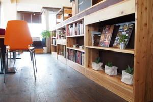 中目黒カフェスペース『ブラウンストーン』 : カフェスペース貸切の会場写真