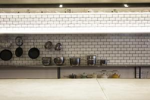 【神田】設備が大充実のレンタルキッチンスタジオを貸切♪【最大40名収容可能】の写真