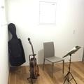 [studio] 楽器練習 防音室 最短1時間~OK