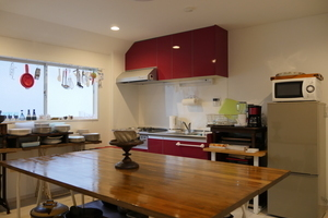 よろずや下北沢 : レンタルキッチン付きスペースの会場写真