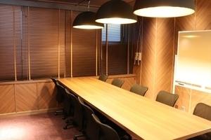 Basis Point五反田店 : 10名用会議室 (Room A)の会場写真