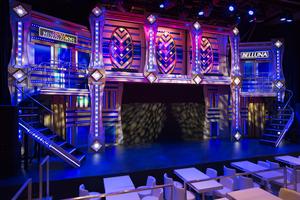 ものまねタレントのコロッケ氏プロデュースのステージの利用が可能です!多彩な演出が可能なステージを使って今までにないイベントやパーティーを開催しませんか?!の写真