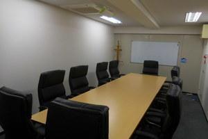 新横浜ホール【加瀬会議室】 : 第6会議室の会場写真