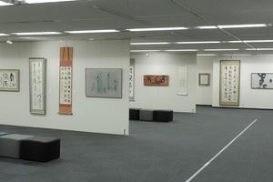セントラルミュージアム銀座 : ギャラリースペースの会場写真