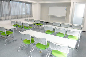 【日本橋・八丁堀】駅近!会議や打ち合わせに最適な貸し会議室の写真