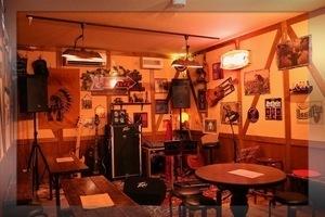 music studio オールウェイズ (旧OL' WAYS CAFE) : Cスタジオ(リハーサル/ライブ・イベント貸切)の会場写真