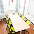 完全個室の会議室