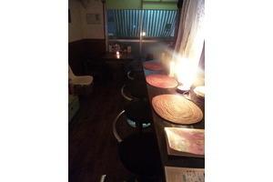 しろカフェ : カフェの会場写真