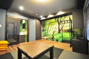 KIZASU.Office : 多目的ルーム(和室)の会場写真