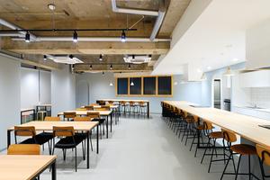 【市ヶ谷】設備が大充実のレンタルキッチンスタジオを貸切♪【最大80名収容可能】の写真