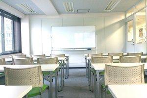 【JR田町駅より徒歩3分、地下鉄三田駅(A7)より徒歩1分】会議・研修・セミナーなどに使える個室スペース(~24名)の写真