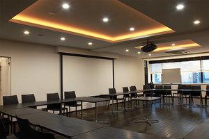 ル・ディアモン銀座 : 貸切パーティースペース・会議室の会場写真