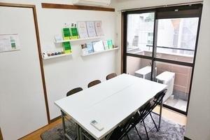 WiFiも無料!恵比寿駅からわずか1分!清潔・日当たり良好リピーターの多い格安レンタルスペースの写真