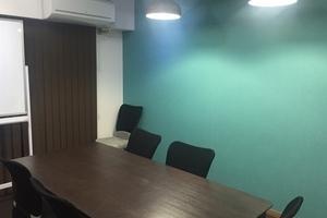 オフィスゼロワン 貸し会議室 : 多目的スペースの会場写真