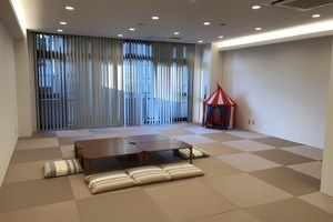 くつろぎスペース : 多目的スペース2階の会場写真