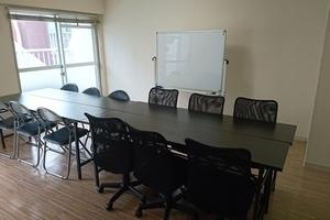 五反田駅徒歩1分!24時間定期利用OKの便利な会議室の写真