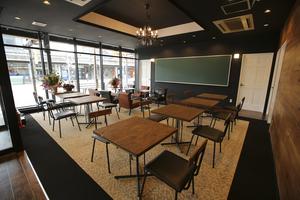 岐阜レンタル会議室『マロンマロン』 : レンタル会議室の会場写真