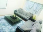 新宿南口高級内外装ソファスペース : ソファスペースの会場写真