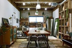 木のスタジヲ「Table」 : 個人1日貸切プランの会場写真