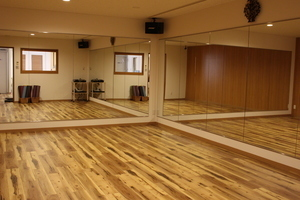 Studio ALWAYS : Bスタジオの会場写真