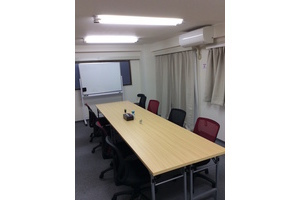 RAKUNA 八丁堀 : 会議室の会場写真