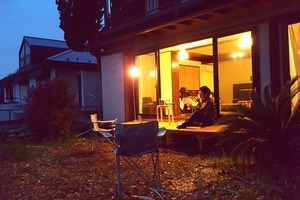 【横浜・日吉】広い庭のある古民家・リビング・キッチン・Wifi完備、高台に位置する閑静な住宅街、ママ会・会議にも最適ですの写真