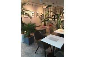 TABOO gallery cafeの写真
