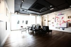 AMPcafe : 多目的スペースの会場写真