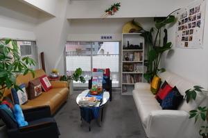 楽楽中国語会話 : 1号室の会場写真