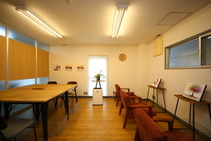 レンタルカフェスペース : レンタルカフェスペースの会場写真