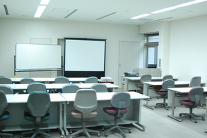 富士通オープンカレッジ武蔵小杉校 : 大教室・貸し教室の会場写真