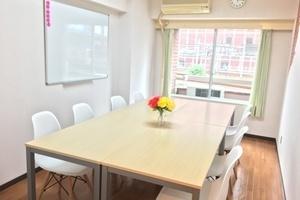 トライ会議室F : 個室レンタルスペースの会場写真