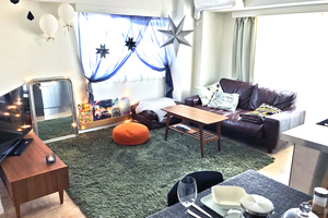 レンタルスペース「すた子」 : キッチン付きレンタルスペースの会場写真