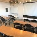 2F西側会議室【展示室・ワークショップ】