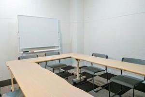 ザ・ギンザビル 貸し会議室 : 会議室(少人数向プラン)の会場写真
