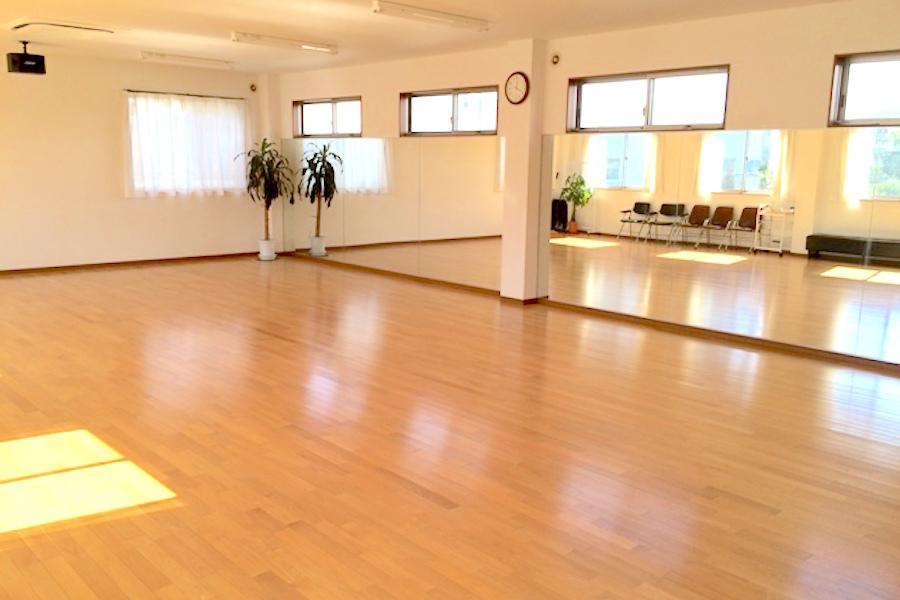 【浜松】スギタダンススタジオ : 20名スタジオ貸切の会場写真