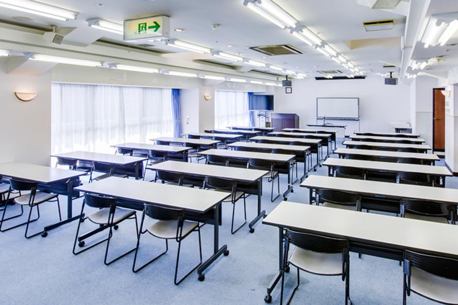 多目的スペース「マホロバ・マインズ三浦」 : 会議室Fの会場写真