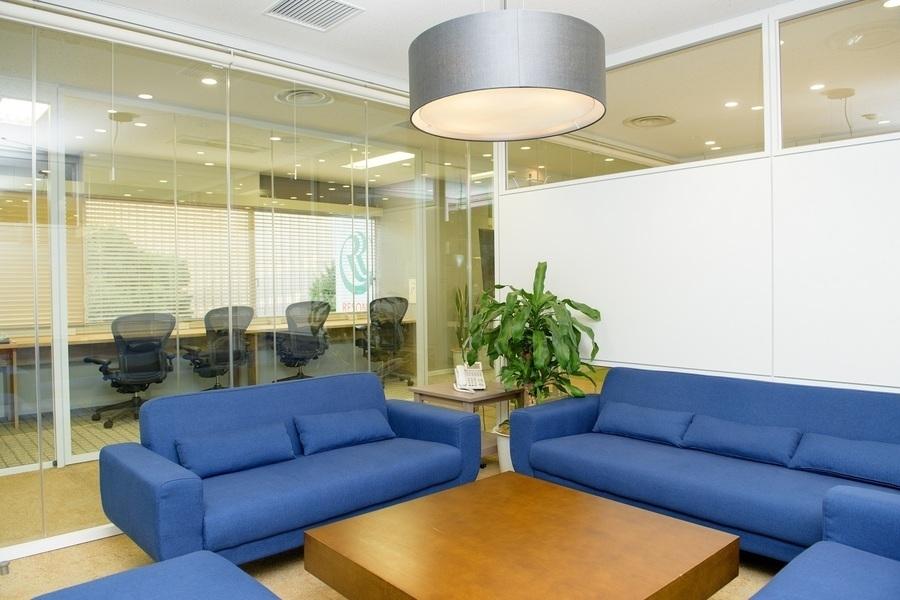 九段下の貸会議室 ナレッジソサエティ : 応接室の会場写真