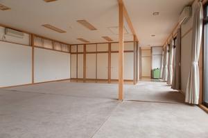 法雲寺会館 : 多目的スペースの会場写真