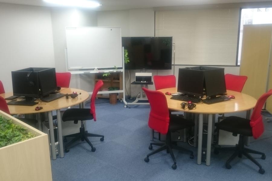MCラボ : 教室の会場写真