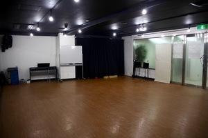 Aスタジオの写真