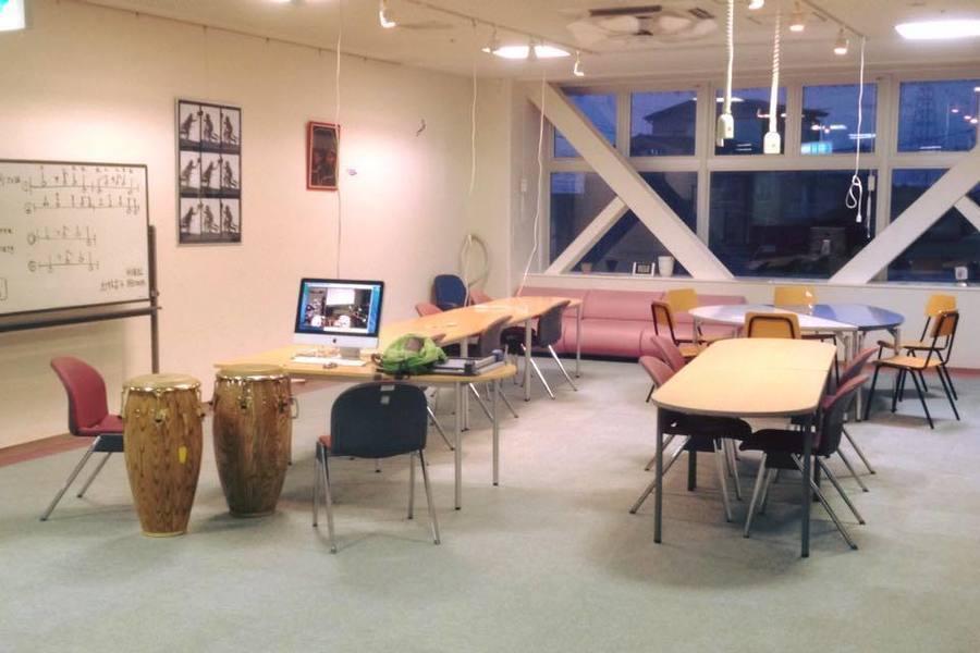 福光会館 : オープンスペースの会場写真