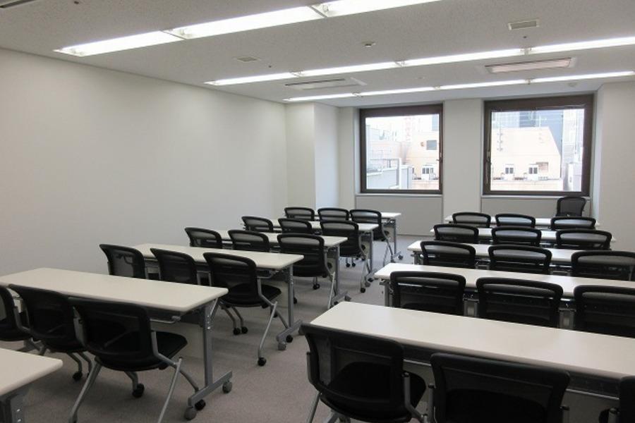BizShare札幌 : BizShare札幌 セミナールームの会場写真