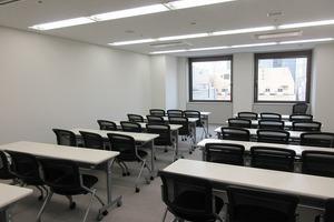 【札幌駅至近!】最大40名使用可能。多機能セミナールーム!の写真