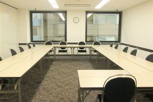 銀座フェニックスプラザ : 会議室4の会場写真