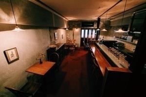 アンティークな雰囲気のカフェ&レンタルスペースですの写真
